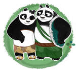 Po and Li Shan