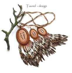 Deer Woman - Tribal Woman collection