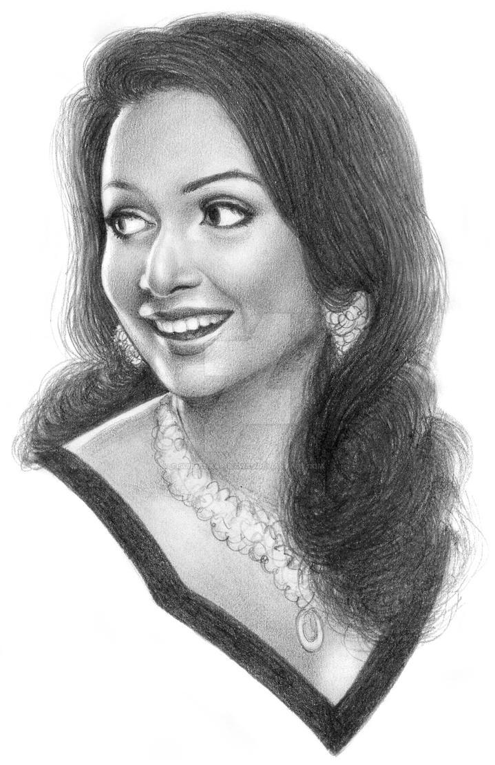 random beauty 01 by subhankar-biswas