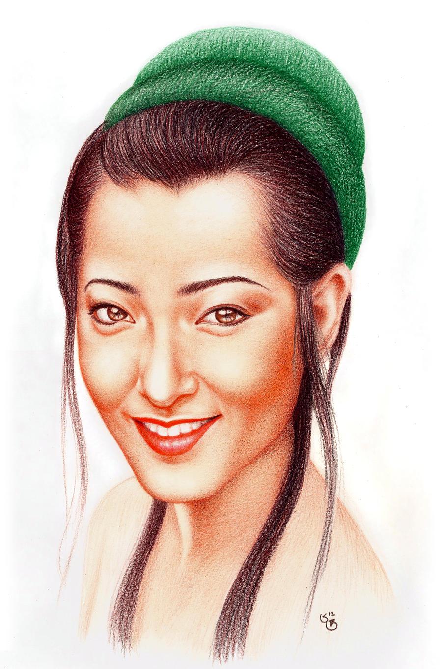konnichiwa by subhankar-biswas