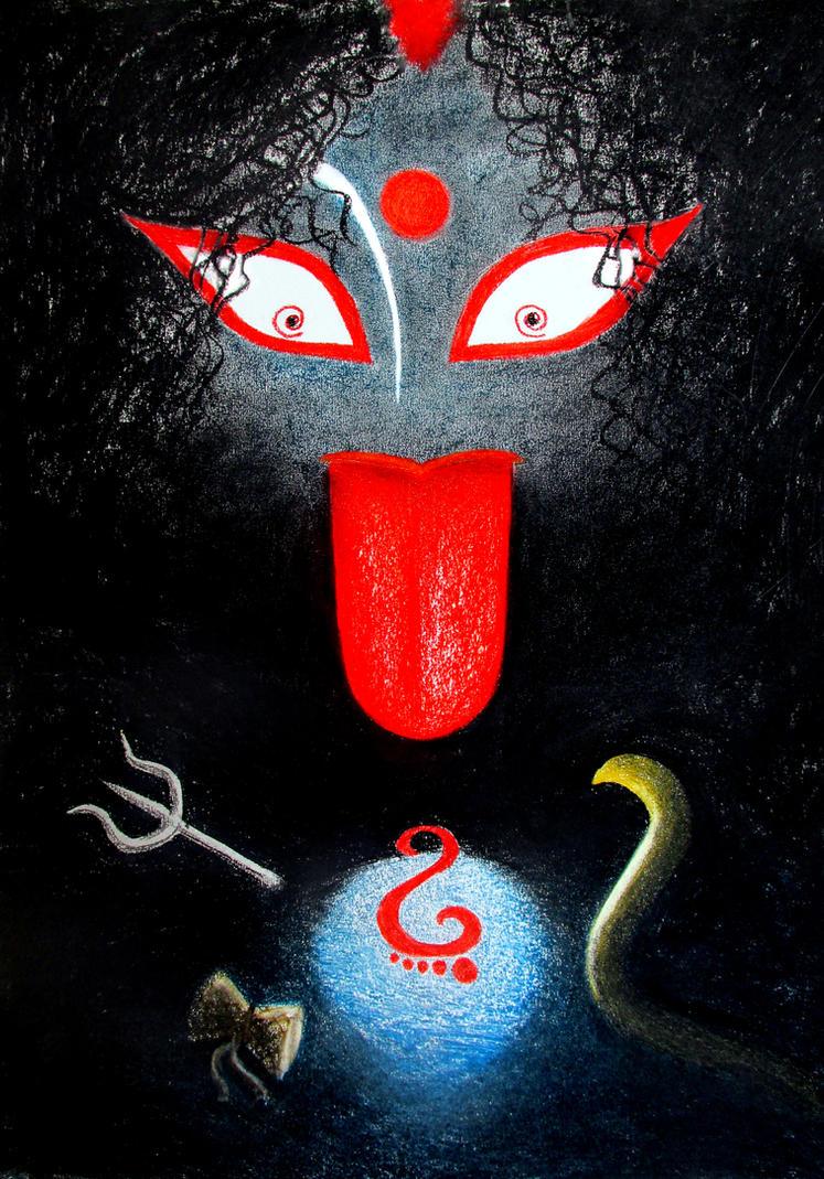 kaali by subhankar-biswas