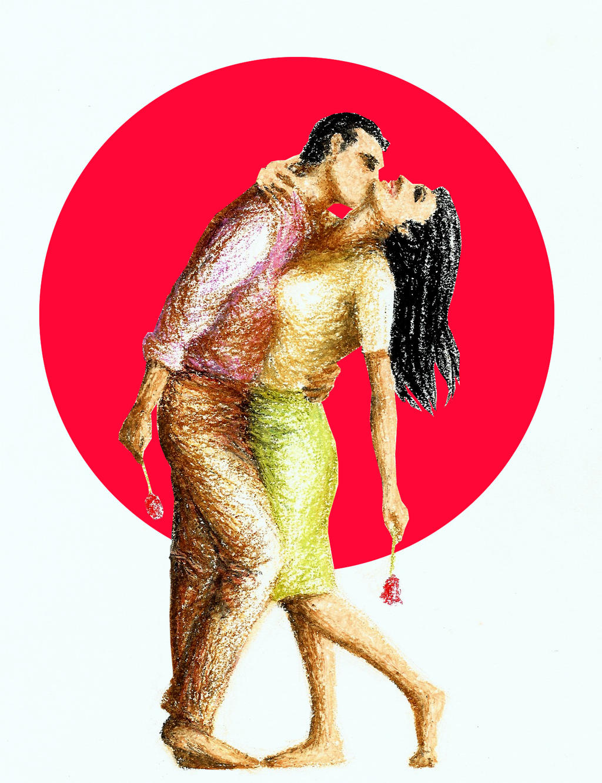 Love by subhankar-biswas