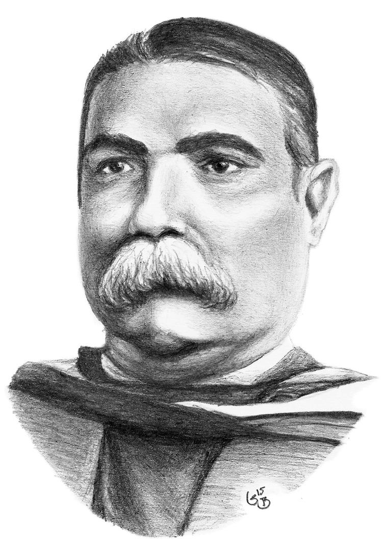 Asutosh Mukherjee by subhankar-biswas