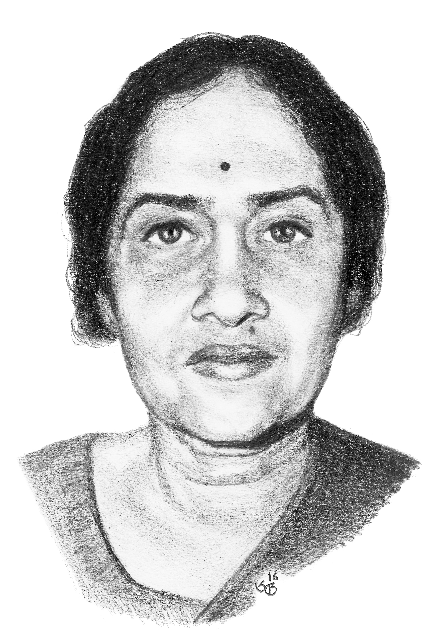 Kamala Sohoni by subhankar-biswas on DeviantArt