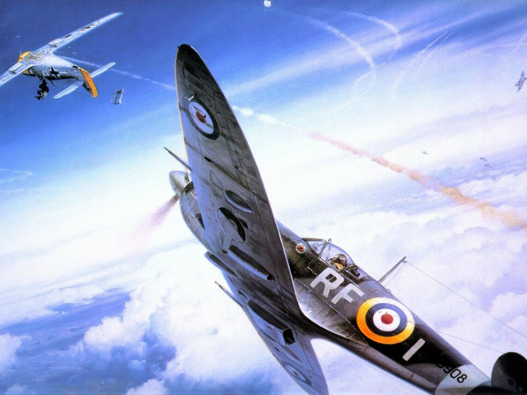 303 Squadron by Palles on DeviantArt