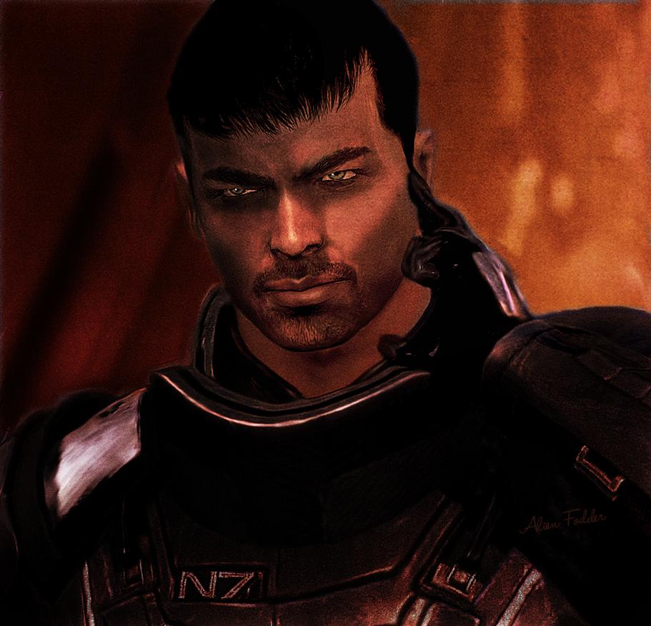 Shepard - The Sound of Failure by AlienFodder