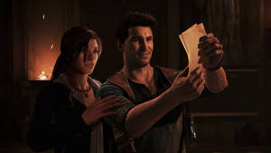 Lara and Nate - Would you look at that...