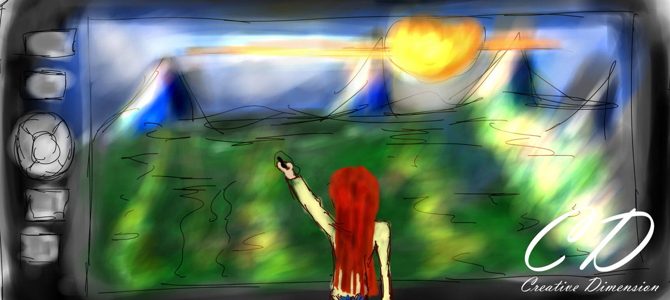 Make your own dream by gurkan11 on deviantart for Build your own net dream