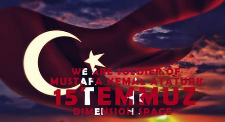 We Are Soldiers Of Mustafa Kemal ATATURK!!