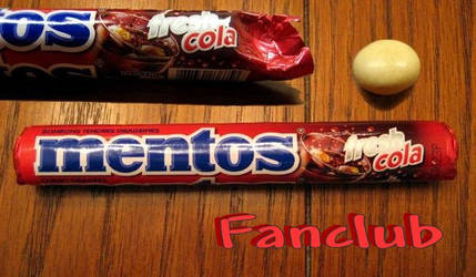 cola mentos Fanclub by Second-Thoughts