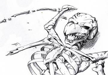 'Goyle Bones by Harley-1979
