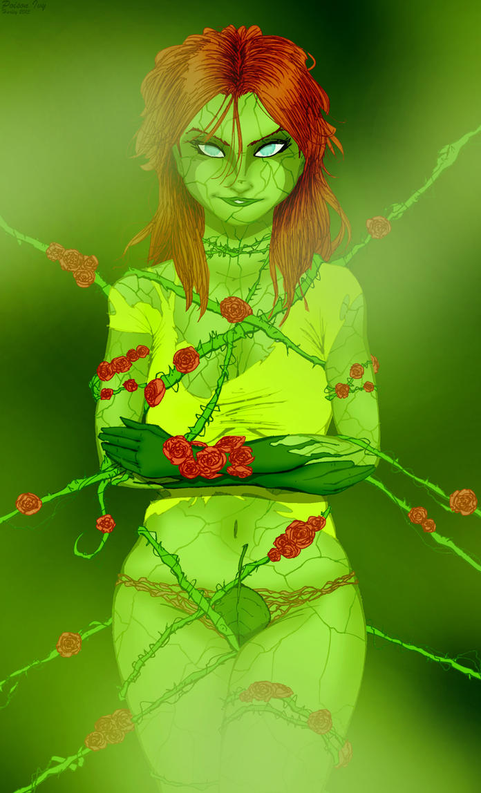 Poison Ivy by Harley-1979