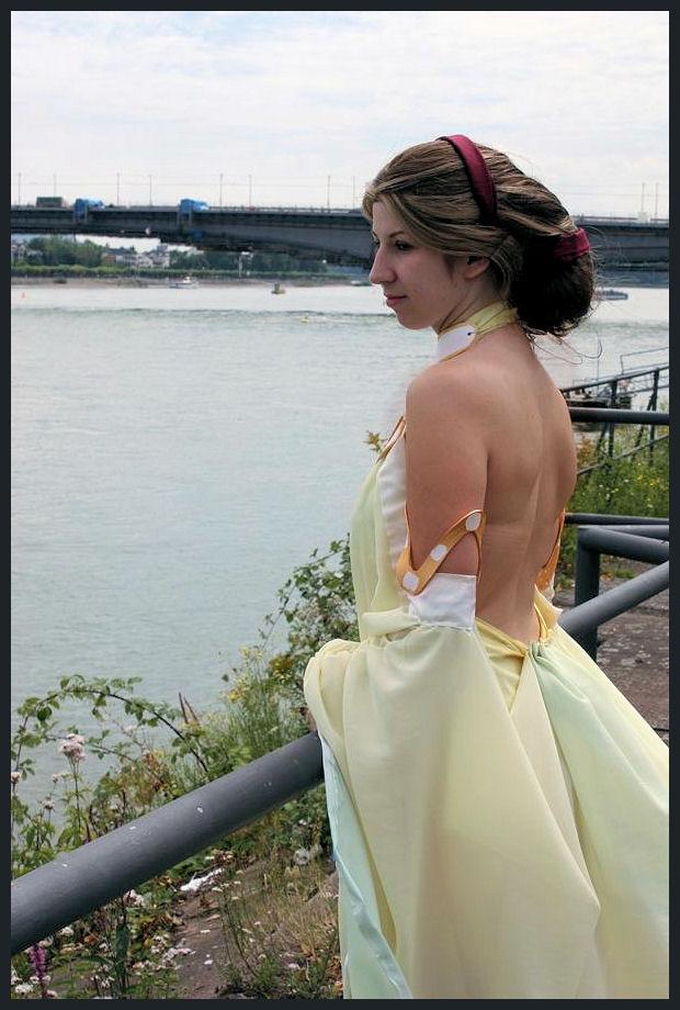 Padme Lake Dress by SakuraHyuga on DeviantArt