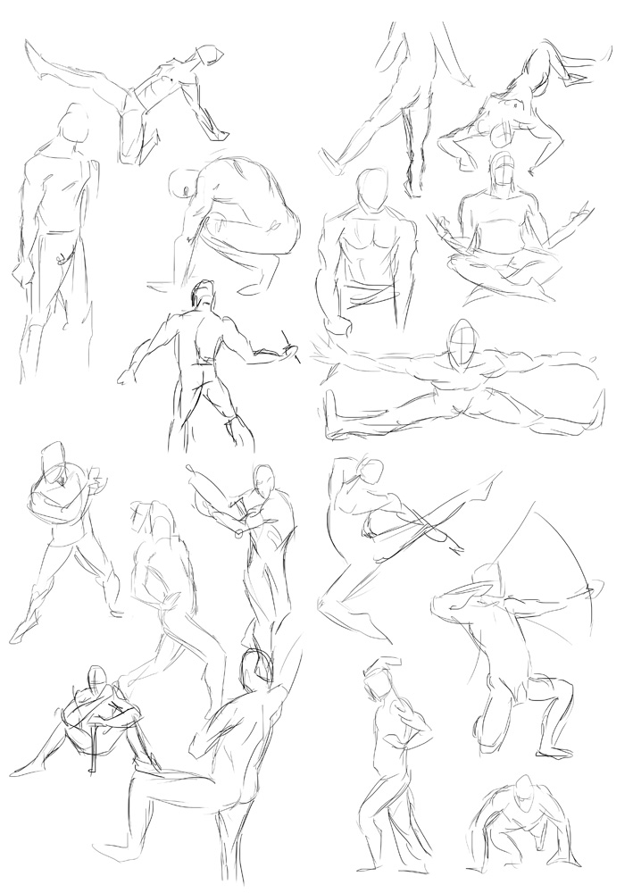 Gestures by Nowio