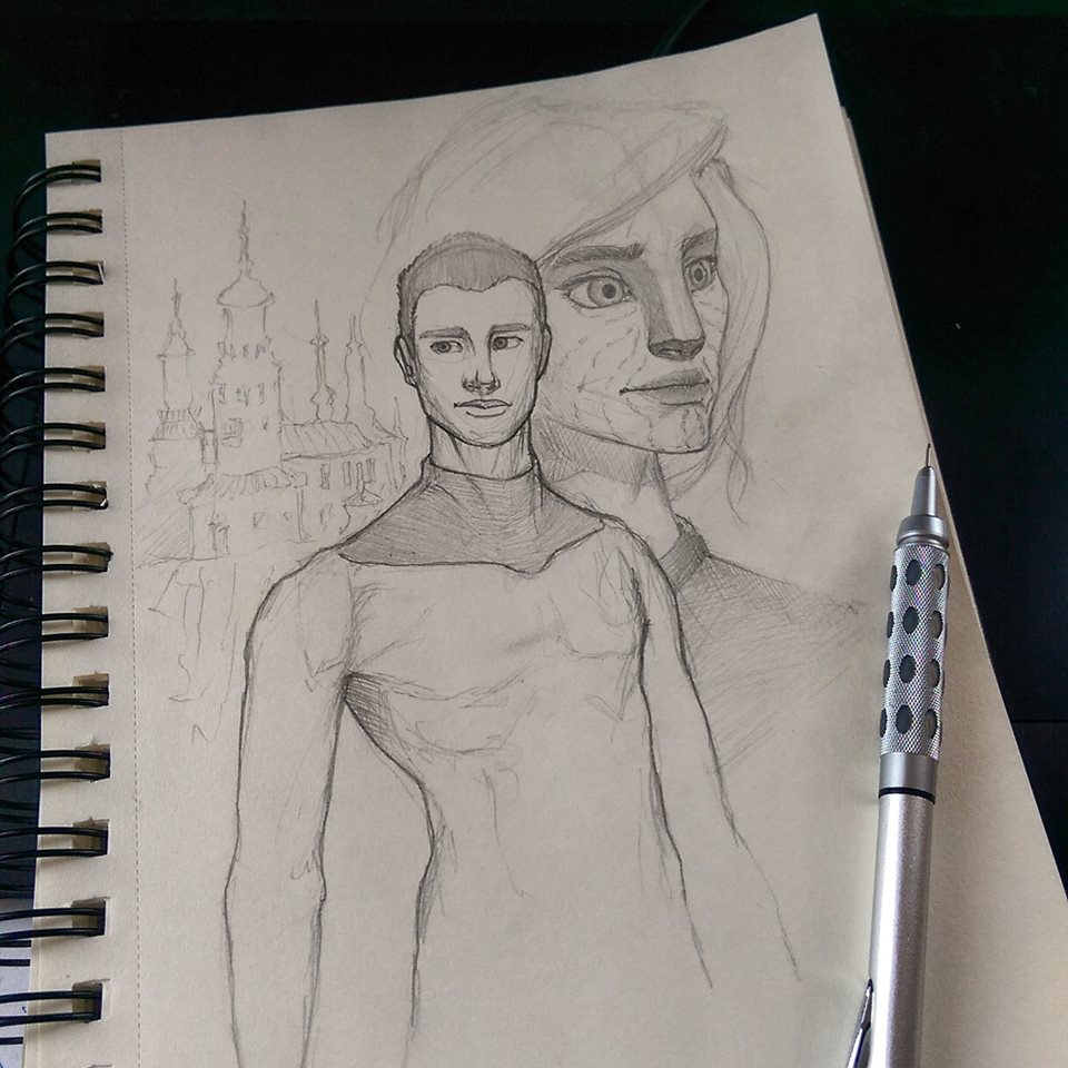 Nightly sketch