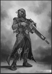 Assassin W40k Commission