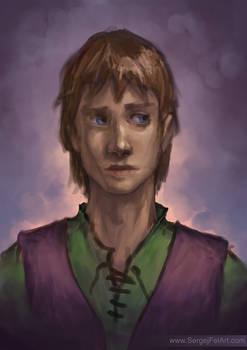 Half Elf Sketch
