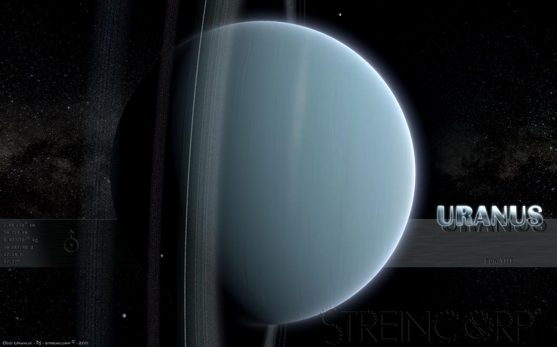 Odd Uranus By Streincorp
