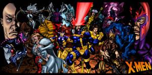 X-Men Pinup