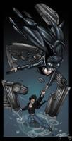 Underworld-Selene and Michael
