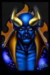 DC Blue Devil