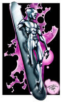 Silver Surfer CS by TheRealSurge
