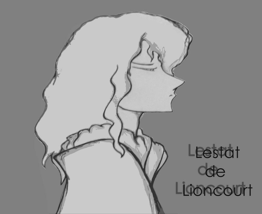 The Vampire Lestat by Stranger-In-Paradise