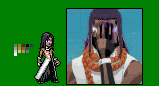 Kaname Tousen Sprite by TheMagicTrix