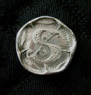 Silver Rose Seal