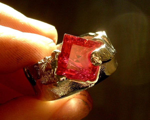 Cast ring experiment ruby