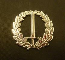 Beret badge by fairyfrog