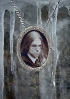 Shattered Portrait by fairyfrog