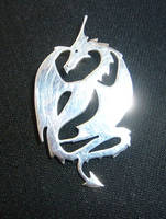 Dragon pin by fairyfrog