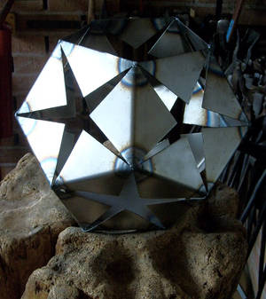 Dodechahedron welding project
