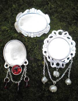 Miniature jewel frames