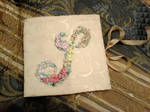 Silk ribbon embroidery case