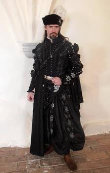 Incognito Costume