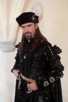Incognito Costume Portrait