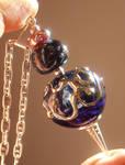 Golden Abyss Pendulum