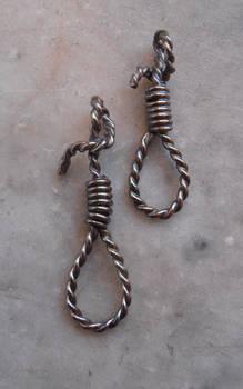 Hangman's Noose pendants