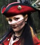 Captain Nyx Morgonstierna Svarte