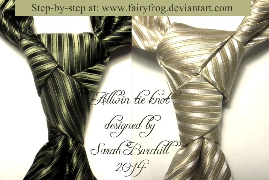 Allwin tie knot by fairyfrog