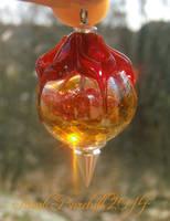 Sunberry pendant by fairyfrog