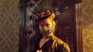 Lady Bane, Explorer Extrordinaire by fairyfrog