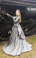 Steam Queen of Scots by fairyfrog