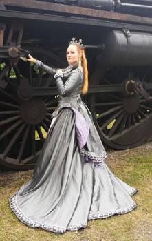 Steam Queen of Scots