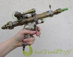 A Gun Of Some Sort by WeirdWondrous