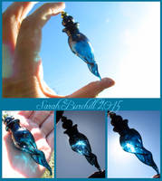 Sky blue flacon by fairyfrog
