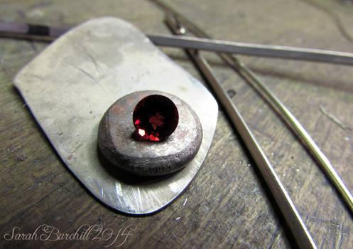 Lancaster Ring - materials