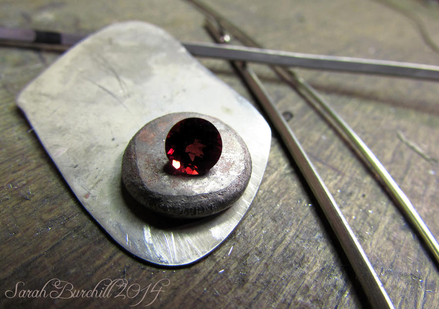 Lancaster Ring - materials by fairyfrog